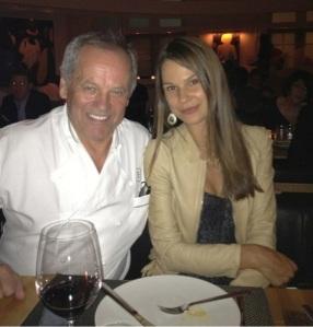 Radka & the chef