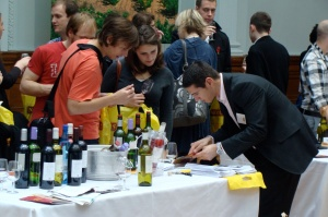 Nicolas wine fair London