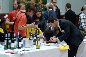 Nicolas wine fair London