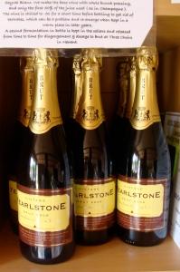 sparkling British wine