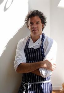 the chef Peter Gordon