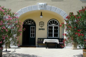 Janek winery, hotel and restaurant in Wachau in Austria