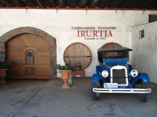 Bodega Irurtia established in 1913