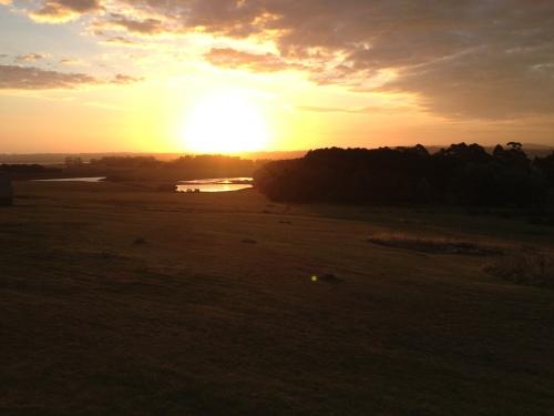Sunset from Fasano las Piedras