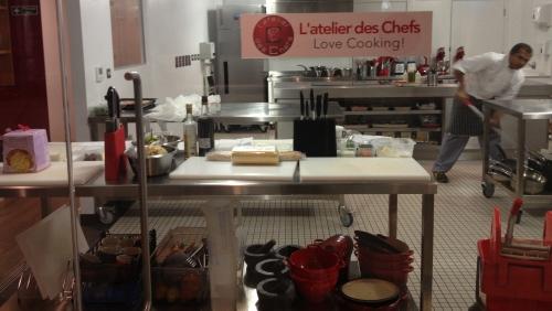 L'Atelier des chefs London