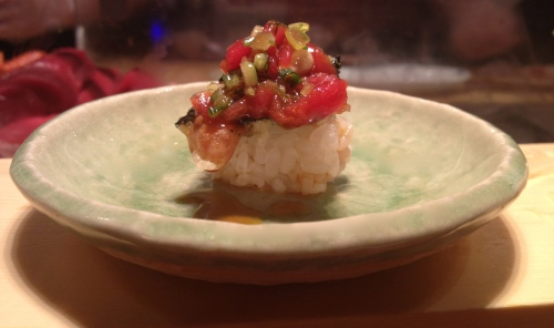 Generous sushi omakase at Gari