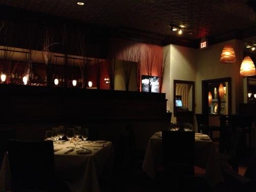 Pinons restaurant interior