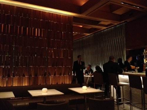 Bar at Le Bernardin