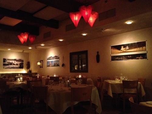 L'Hostaria restaurant