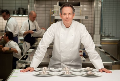 Thomas Keller: photographed by Jason Tanaka Blaney