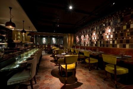 Coya ceviche counter and restaurant