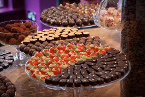 Paul Young chocolates